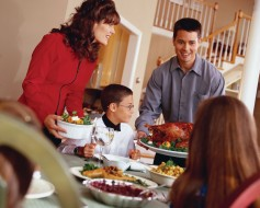 Thanksgiving clean carpets & upholstery